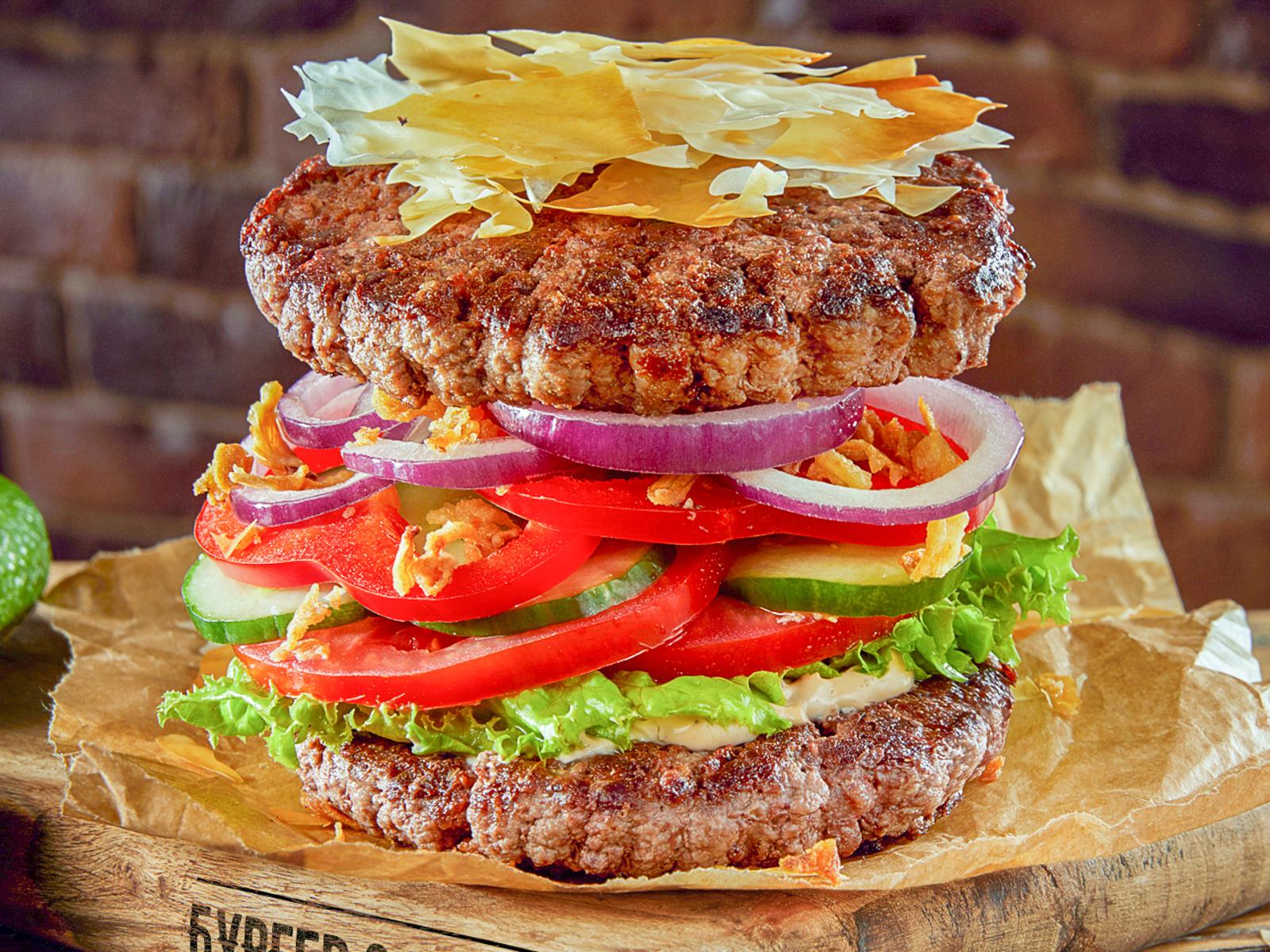 Магнум бургер
