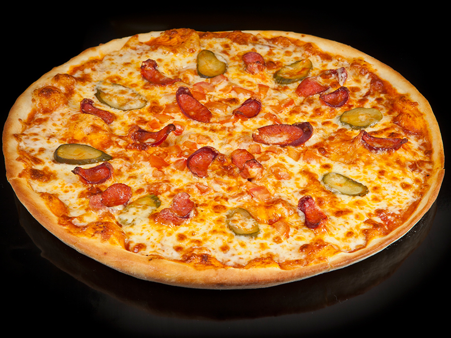 Пицца Фанатка