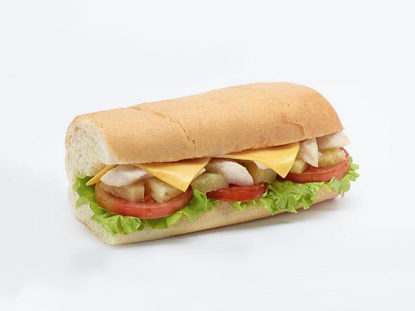 Сэндвич Алоха