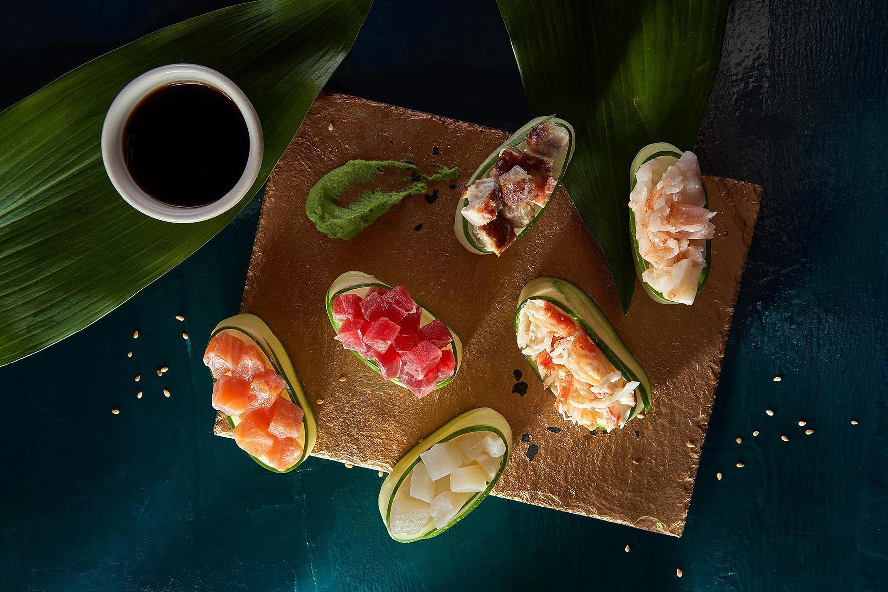 Каппа суши угорь