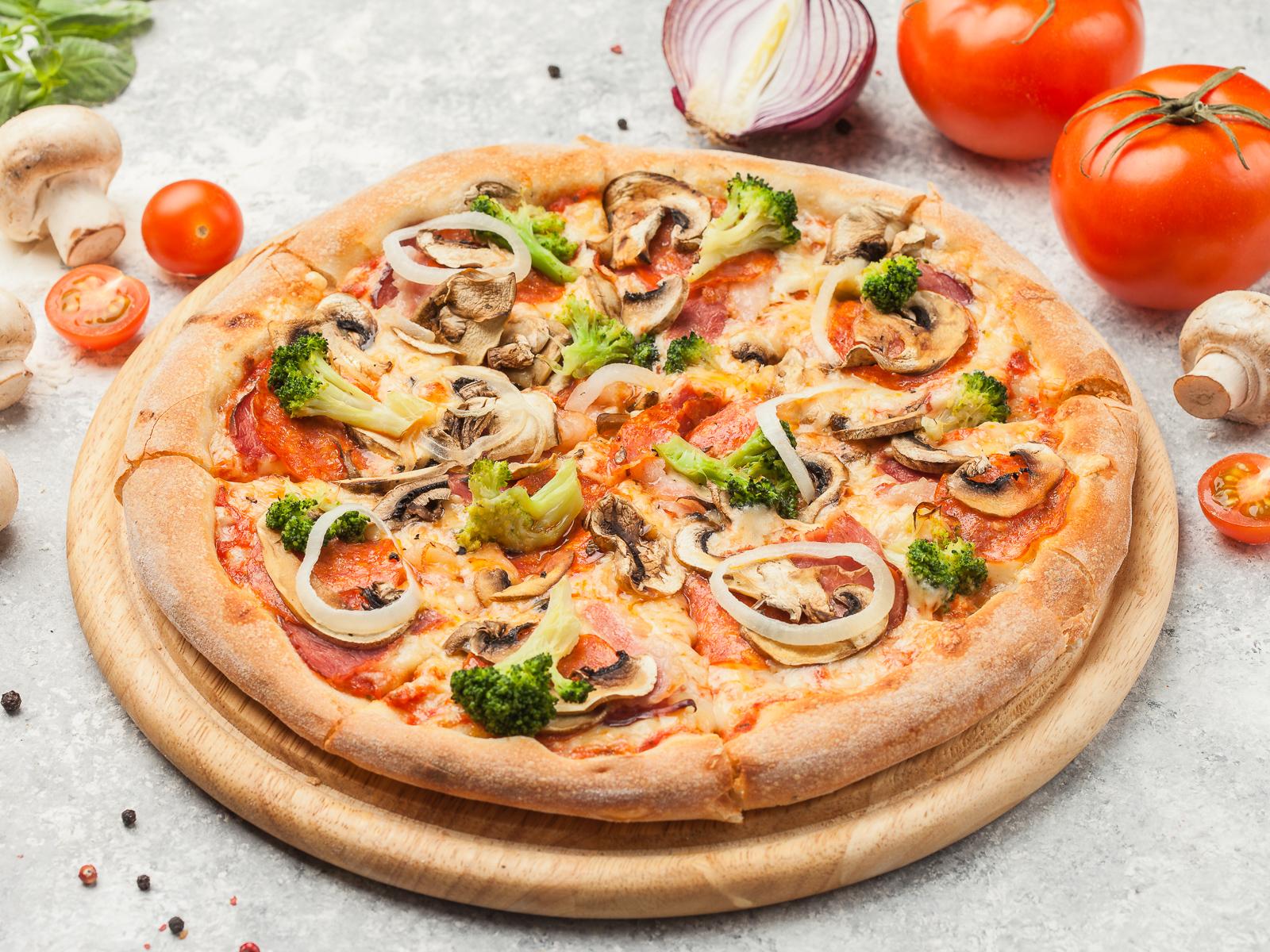 Пицца Милан