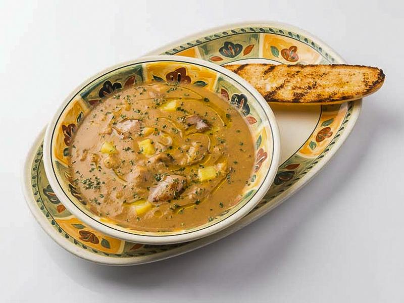 Суп Zuppa di funghi