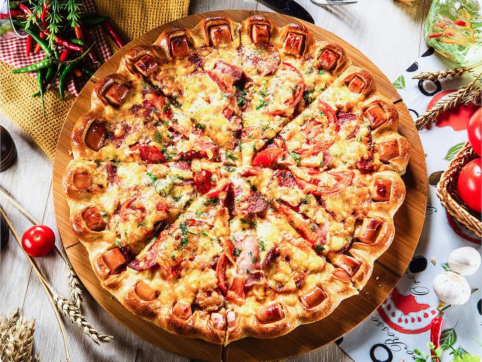 Пицца Россо