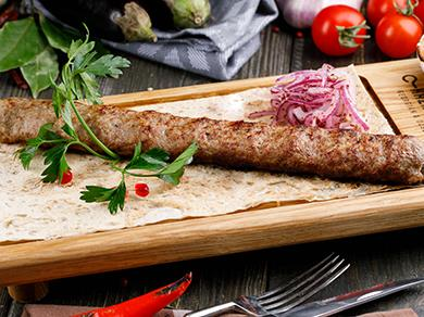 Люля-кебаб  из барашка