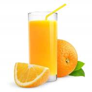 Сок апельсиновый свежевыжатый