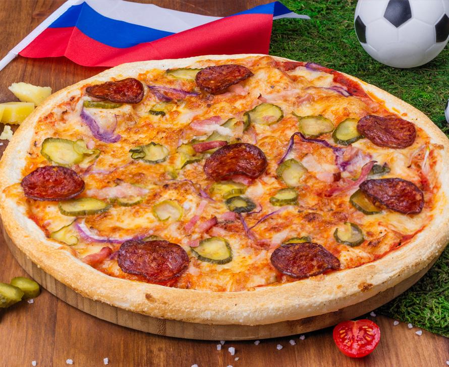 Пицца Футбольная классическая