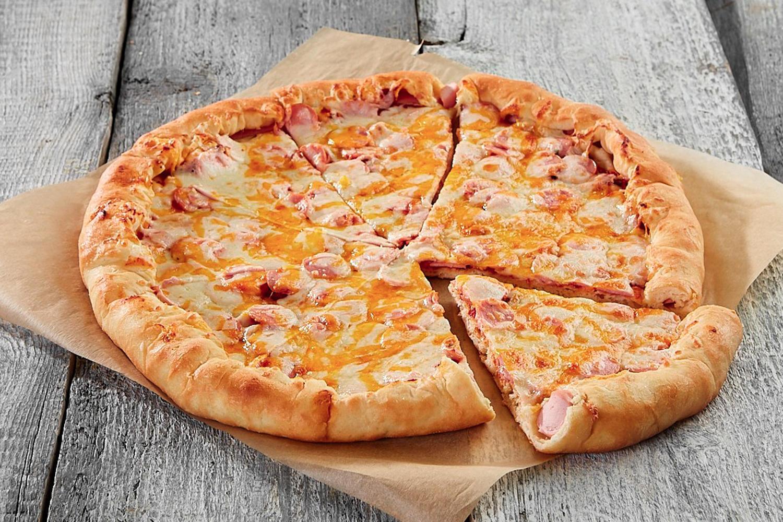 Пицца-хотдог