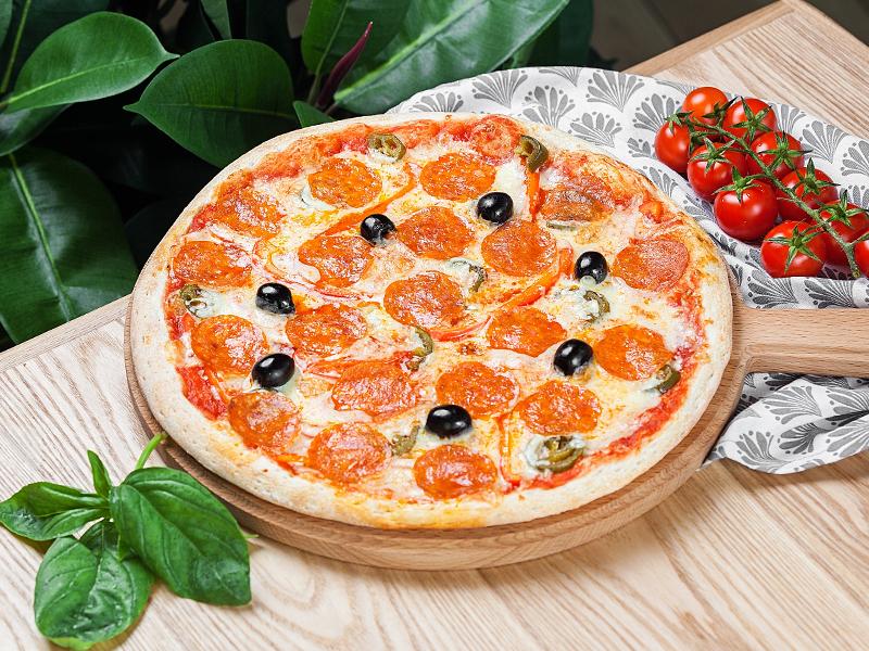 Пицца Пепперони Чили