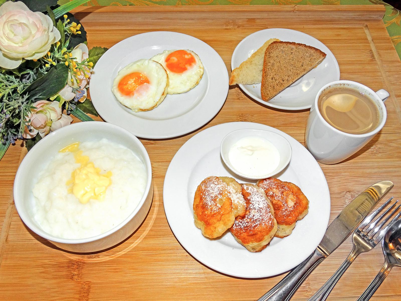 Завтрак А ля Русс