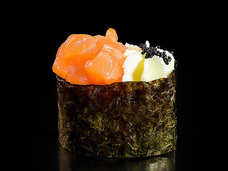 Сяке крем суши