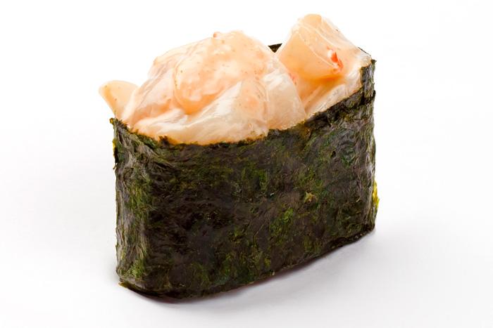 Суши острые: Спайси хотатэ