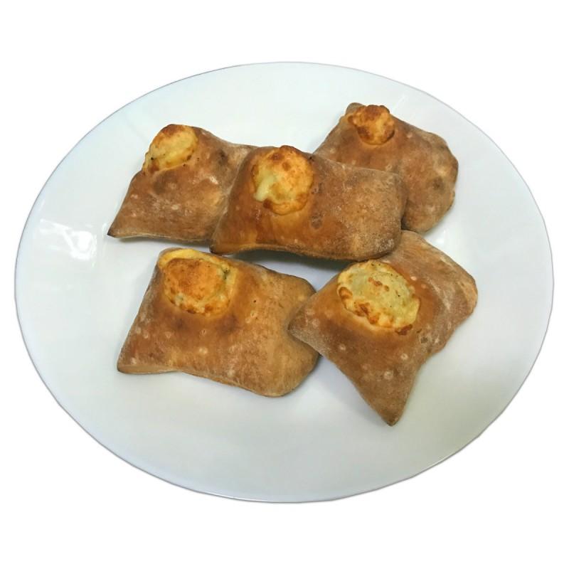 Булочки Панини с Ветчиной и сыром