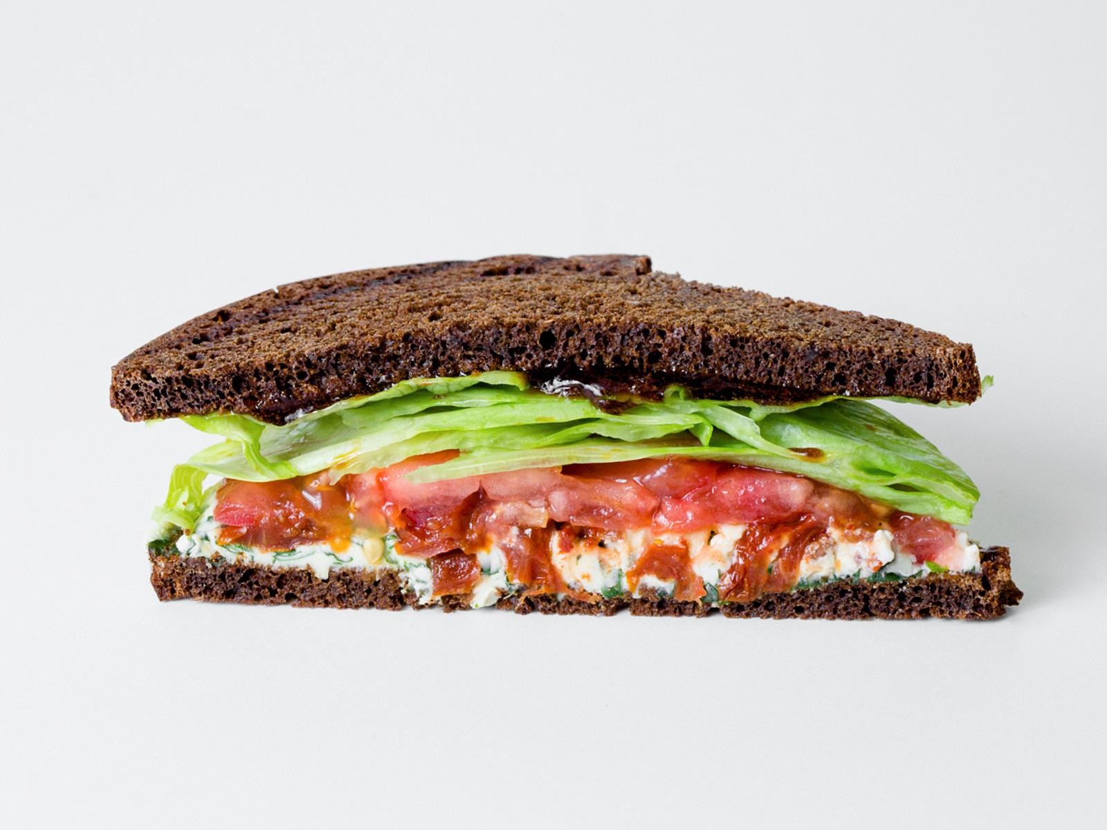 Веганский Сэндвич Грациа