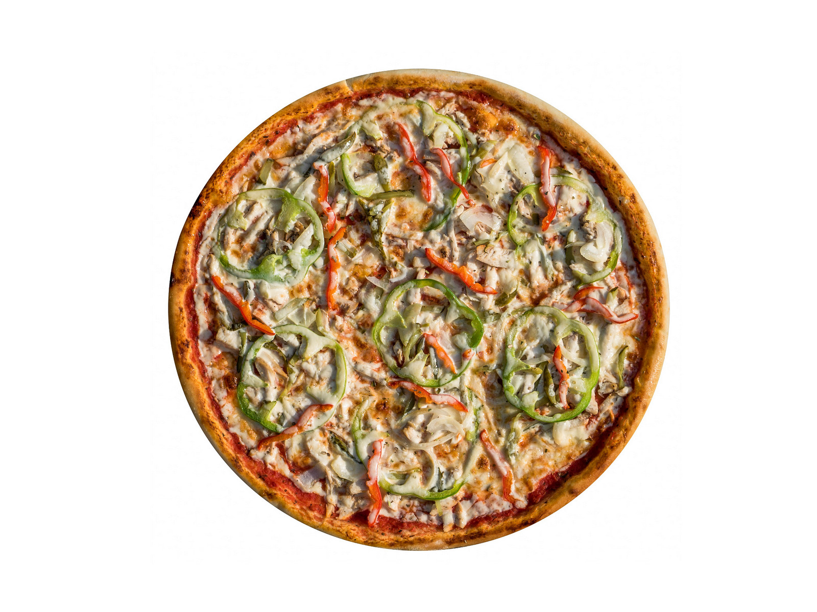Пицца А Ля Руссо
