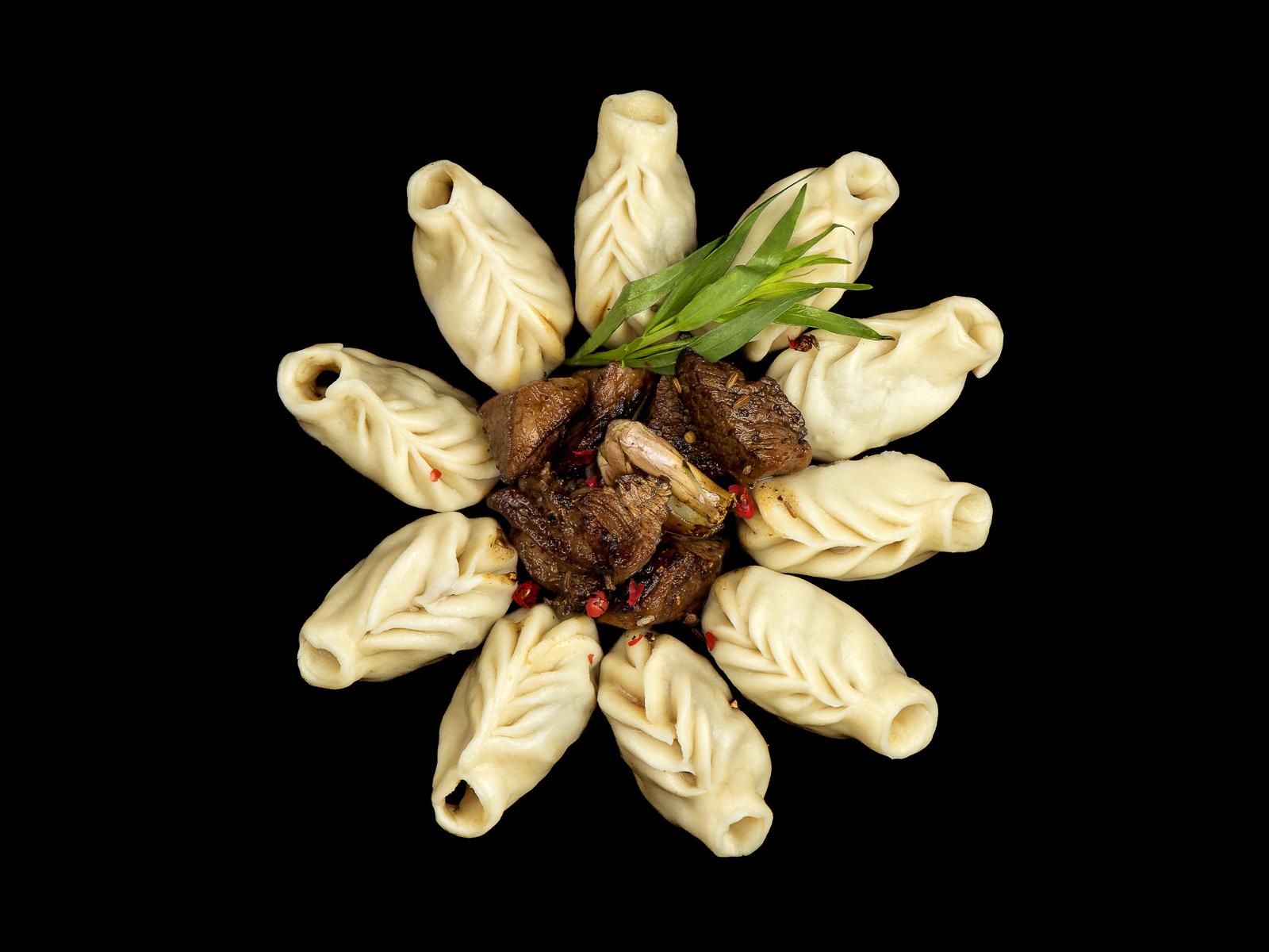 Пельмени ручной лепки ЛэмбПели с бараниной