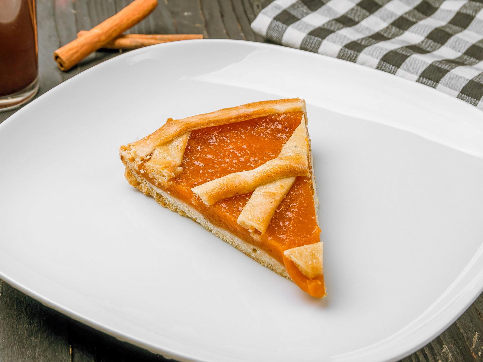 Десерт Паста Фрола де Батата