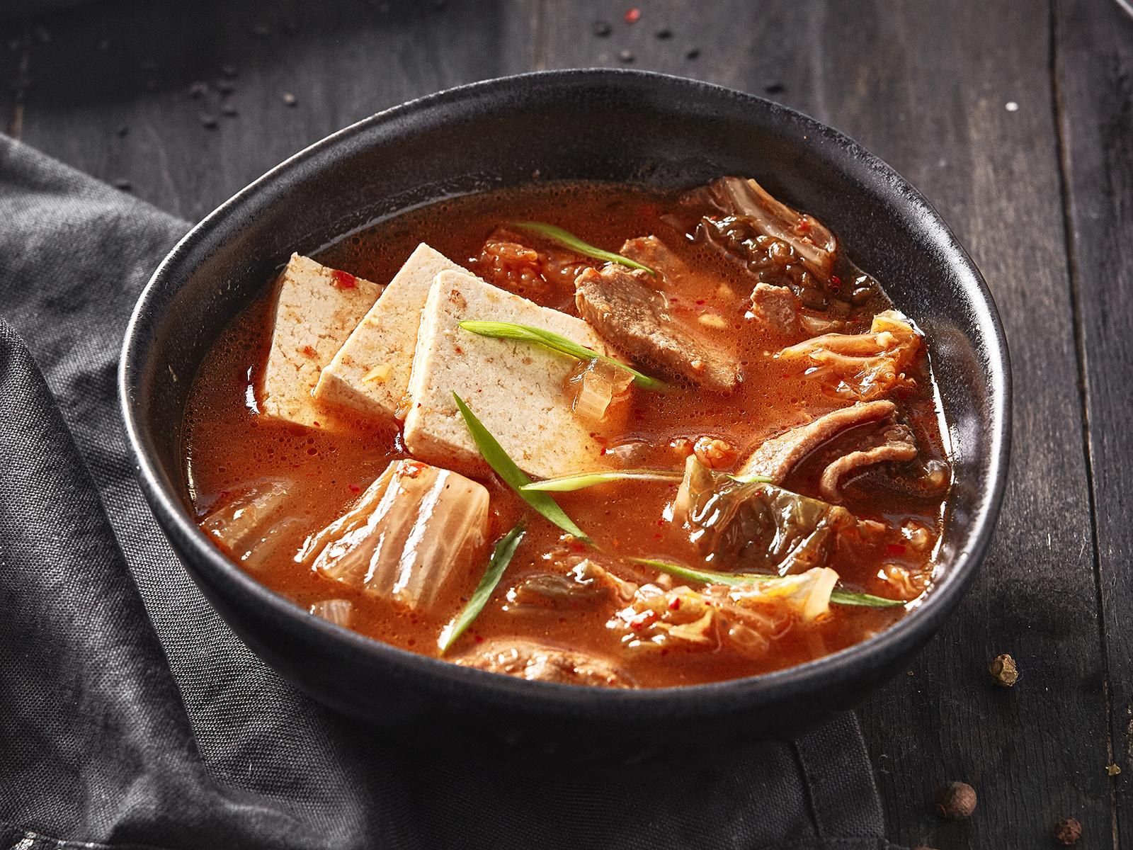 Суп Кимчи Тиге