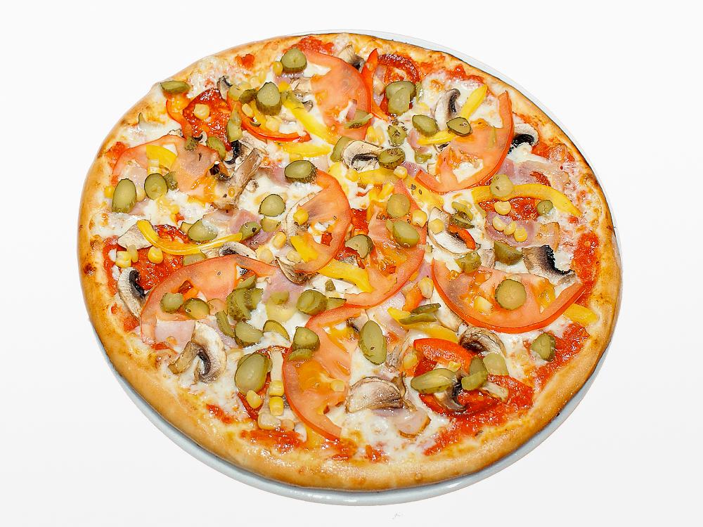 Пицца Провансале