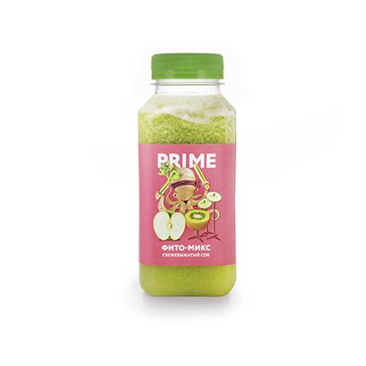Свежевыжатый сок Фито-микс 0,25