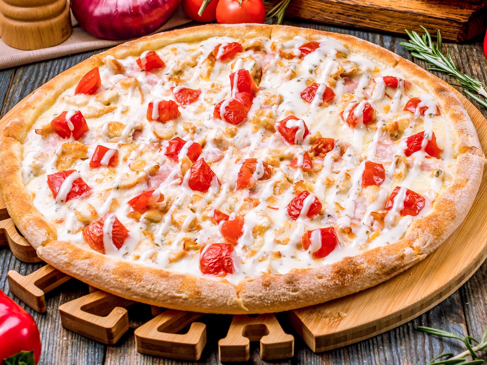 Пицца Цыпленок Ранч