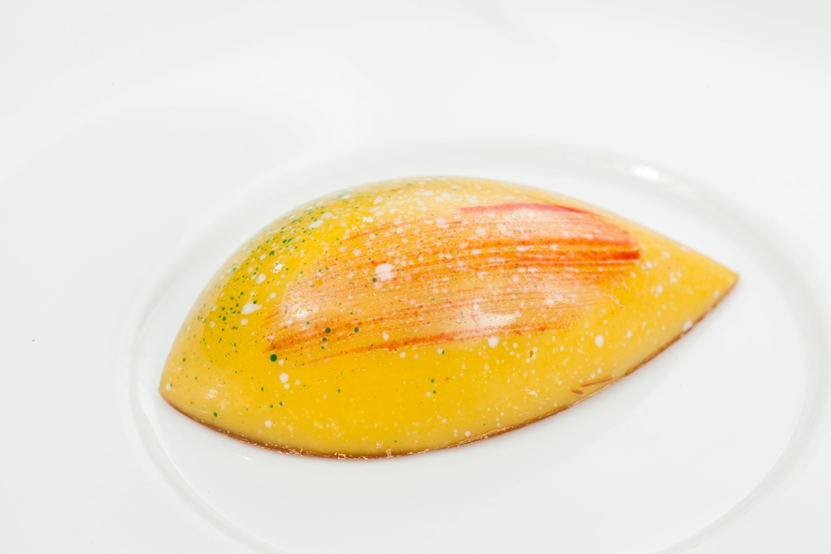 Конфета Манго-маракуйя