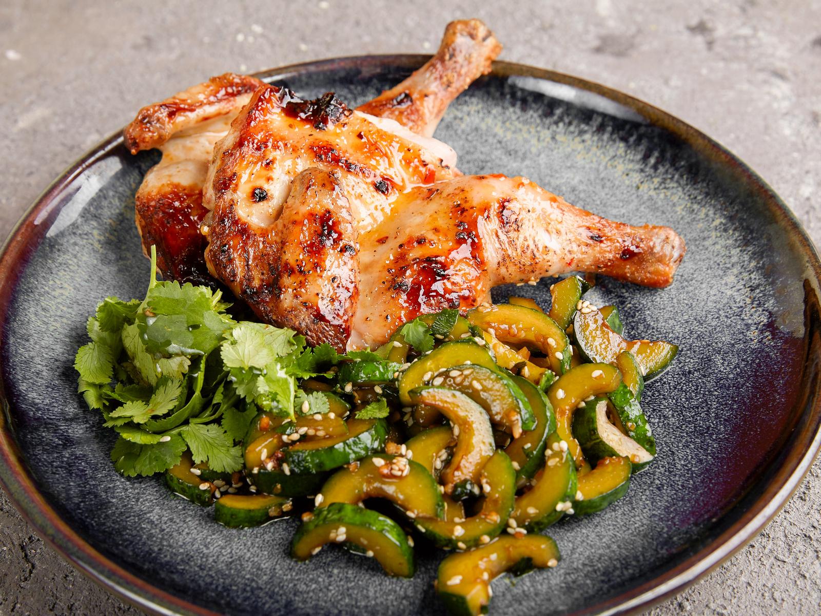 Цыпленок Том Ям