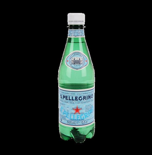 Вода минеральная газированная, S. Pellegrino