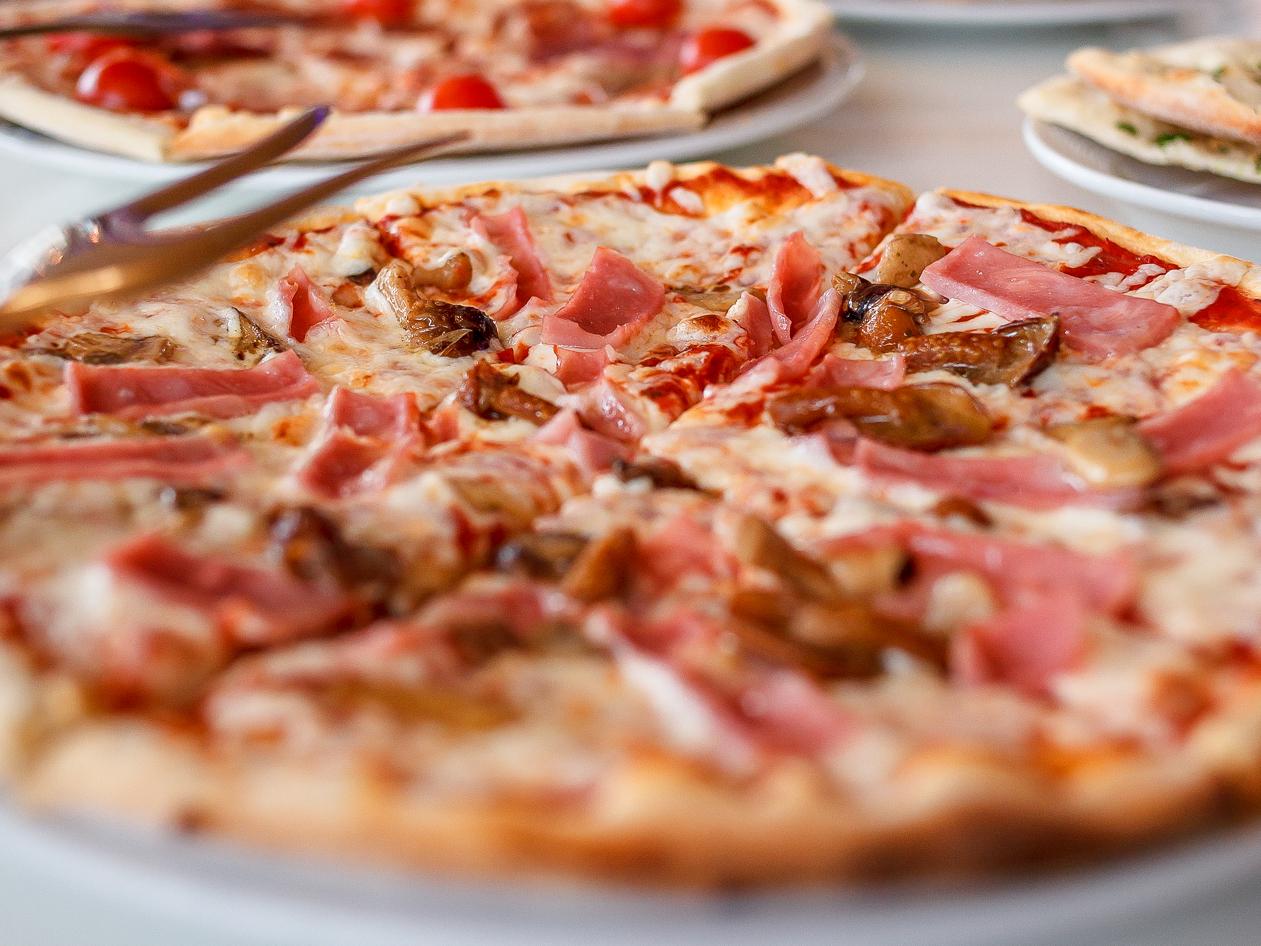 Пицца Особая