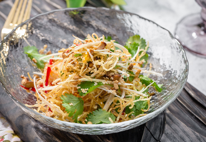 Салат Южно-китайский