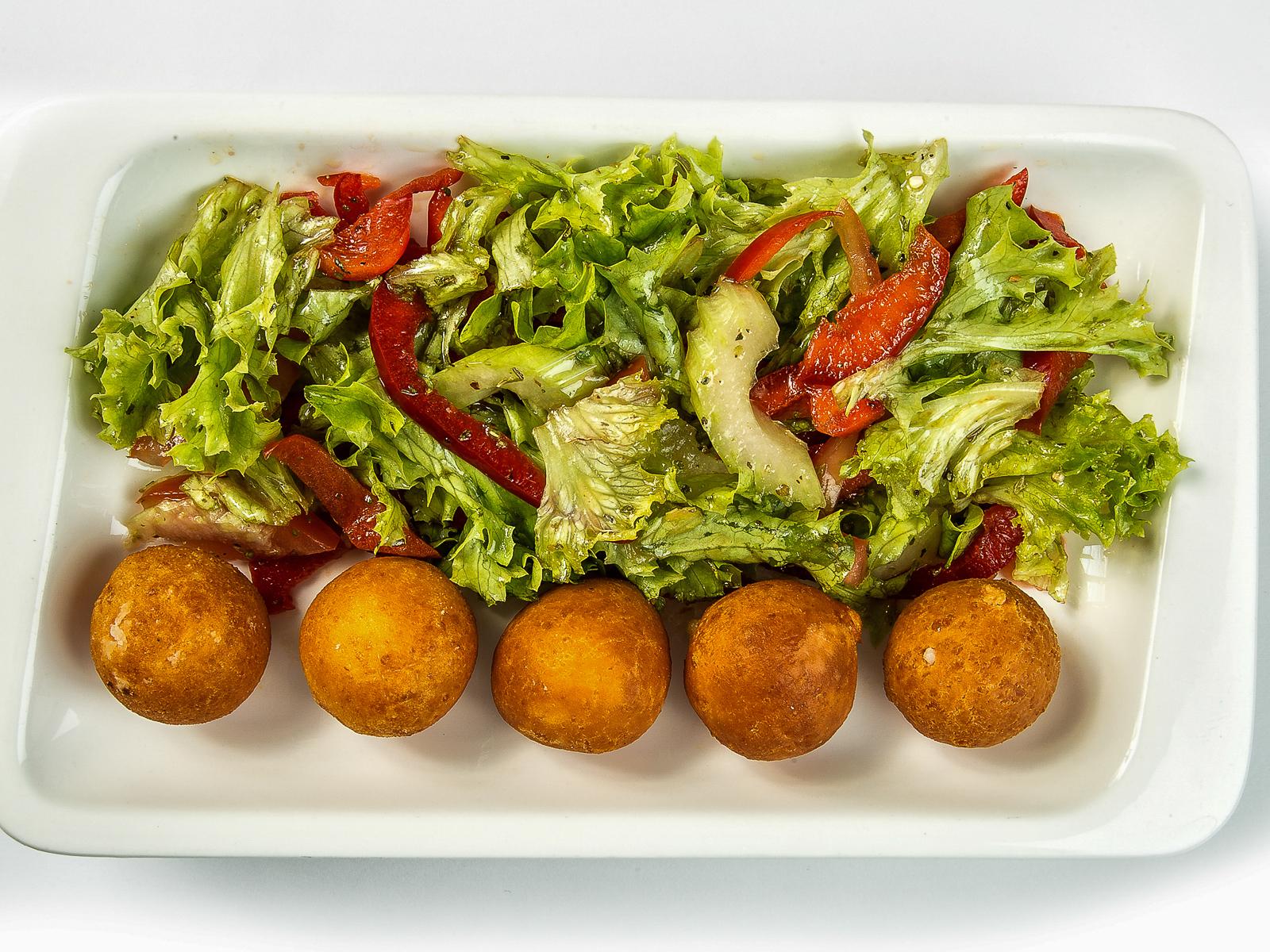 Вкусный Итальянский салат
