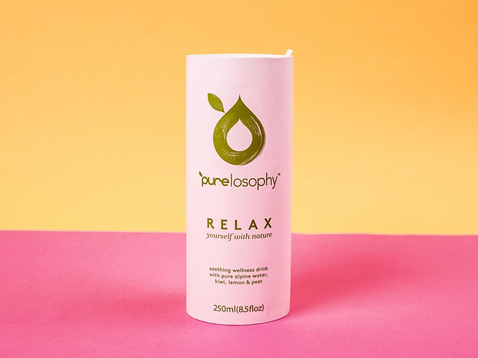 Напиток Purelosophy relax