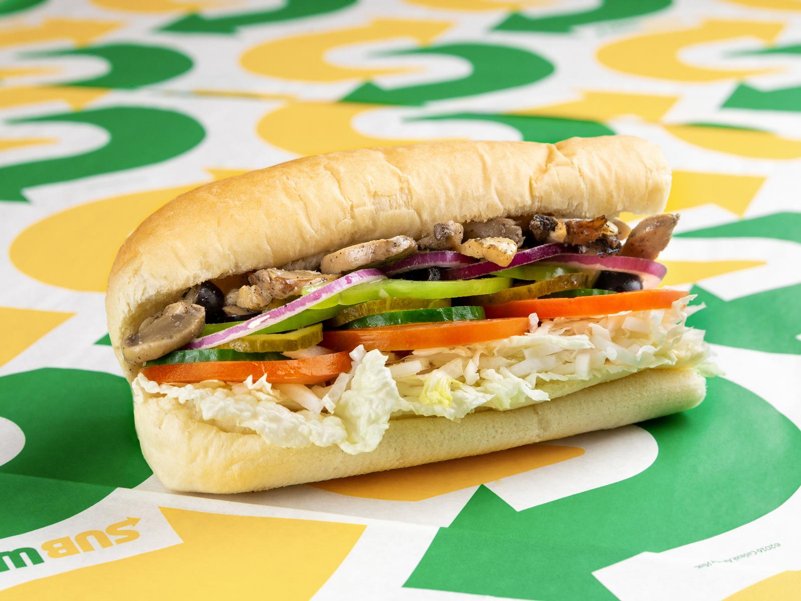 Сэндвич Грибной
