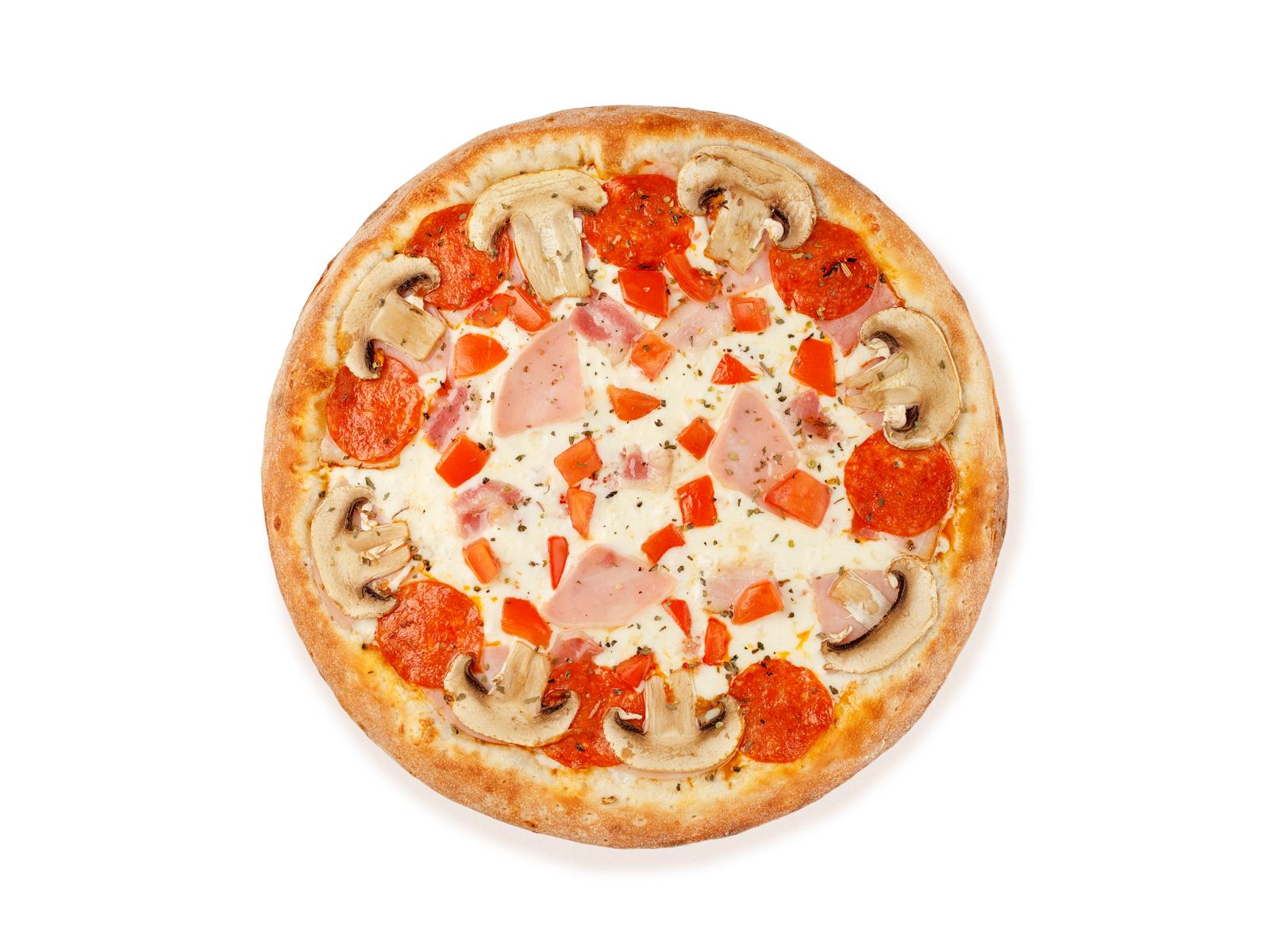 Пицца Дежа Вю