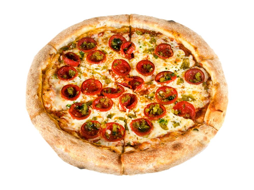 Пицца Пепперони спайси