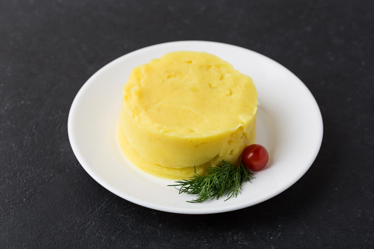 Картофельное пюре по-домашнему