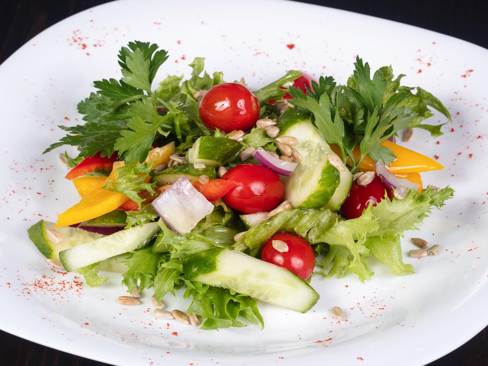 Салат Овощной каприз