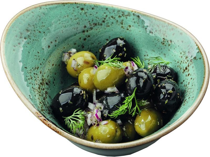 Маслины и оливки каламата