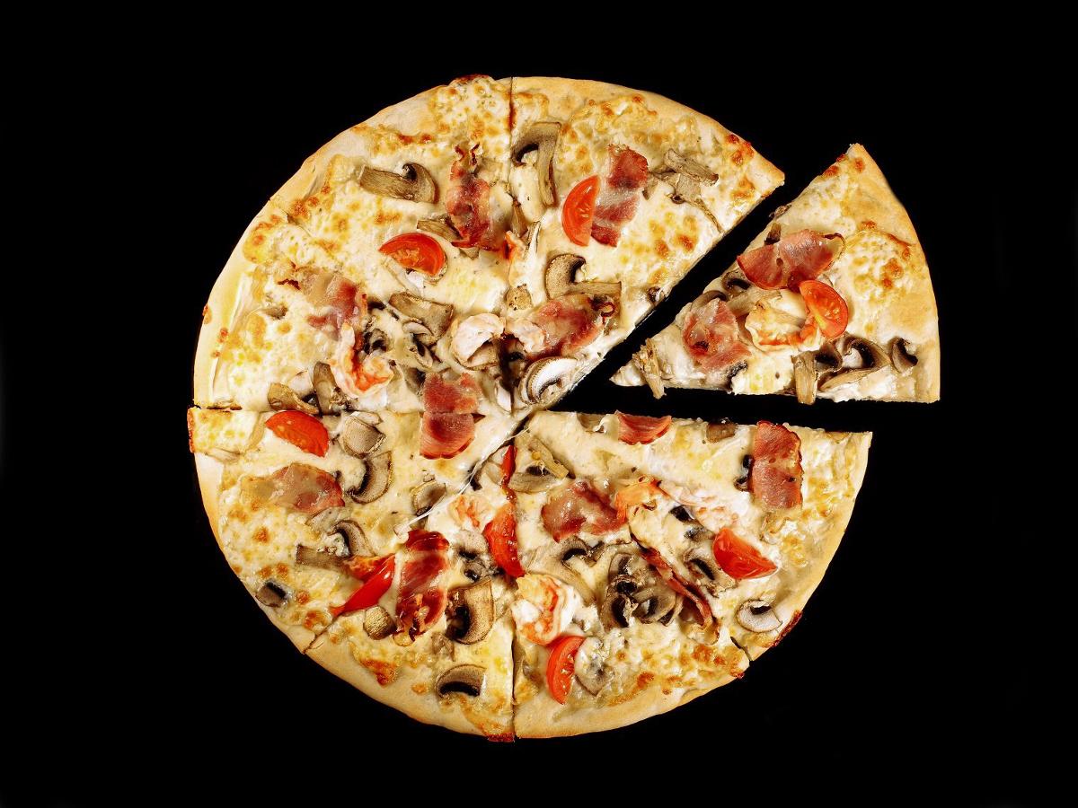 Пицца Панчетто