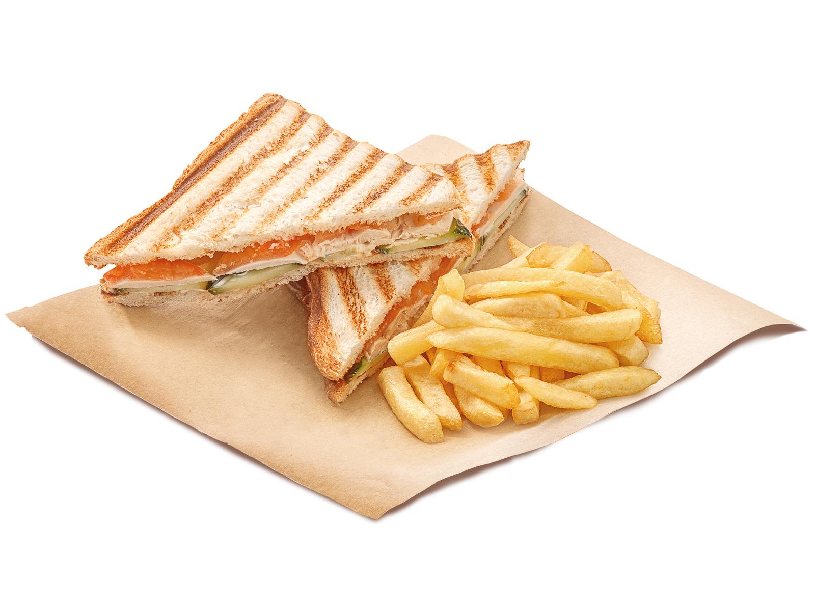 Сэндвич c Курицей