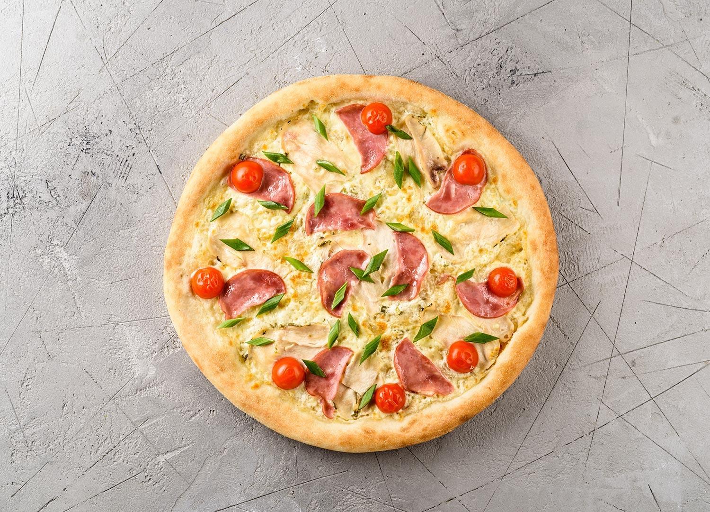Пицца Поло ди ранч