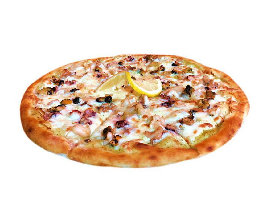 Пицца Морской коктейль