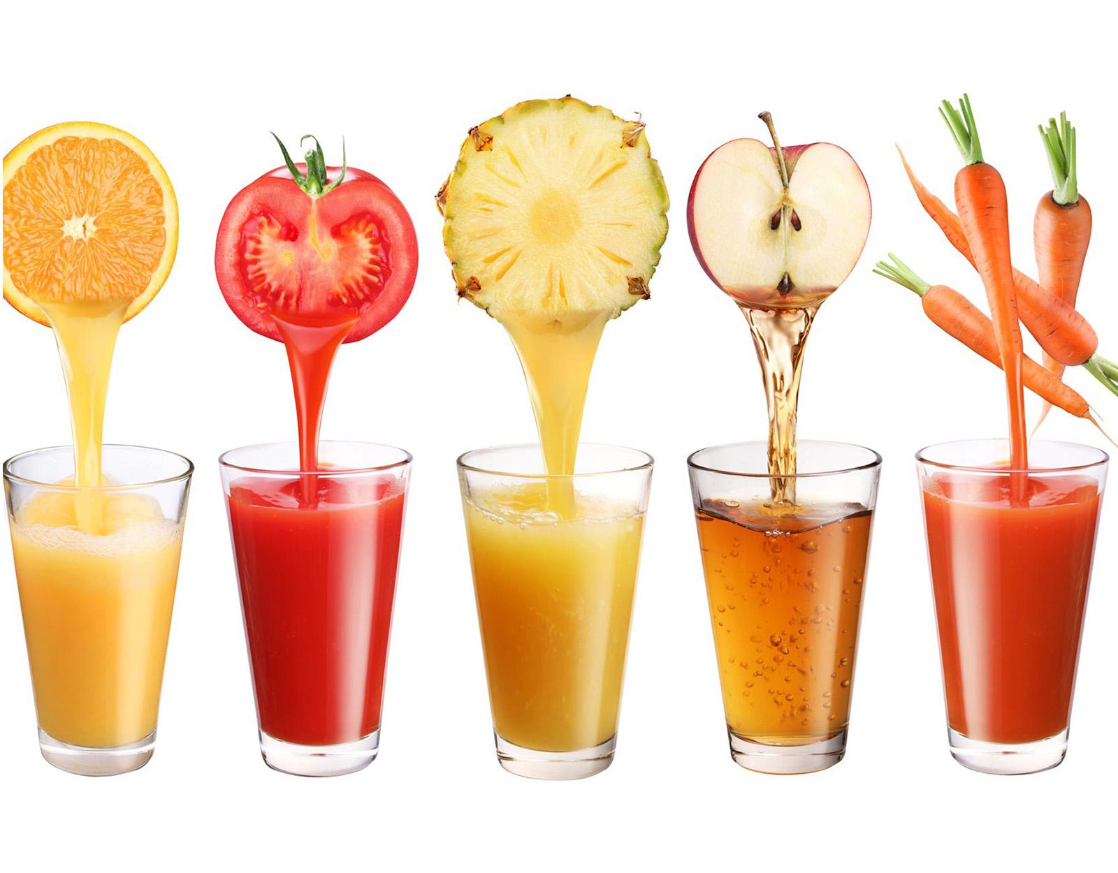 Ананасовый сок (свежевыжатый)