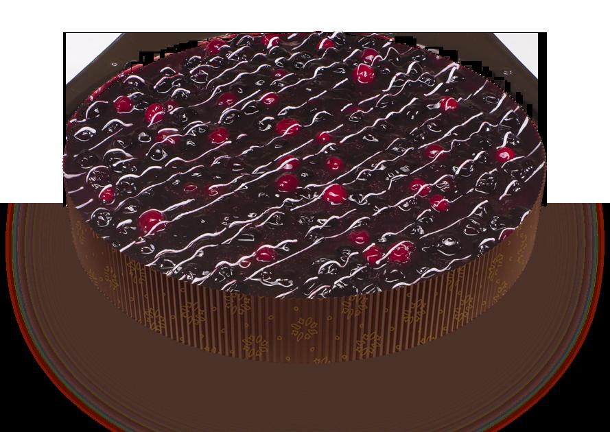 Пирог Черничный