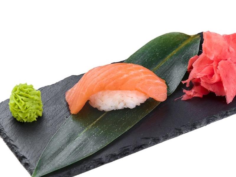 Сяке суши