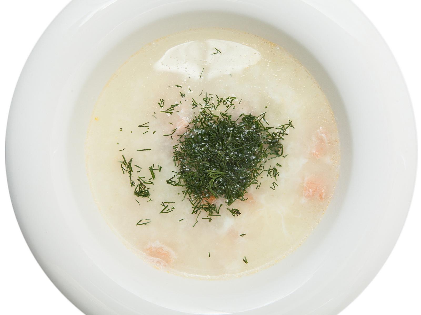Суп Уха