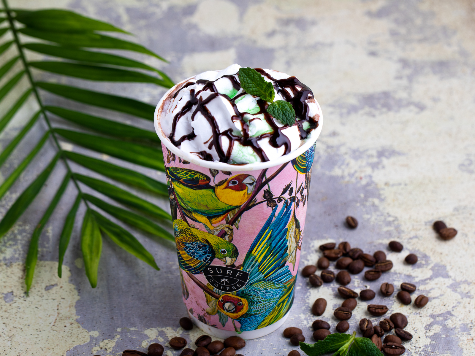 Кофе Мятный Мокко Grand