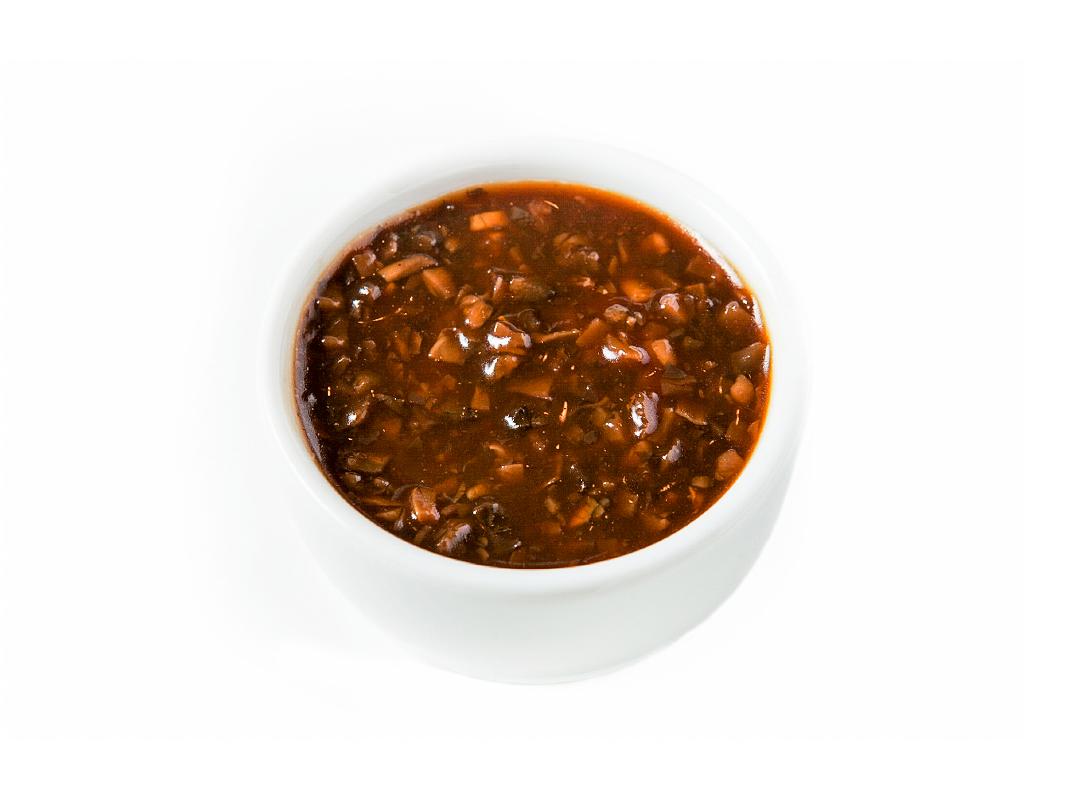 Соево-грибной соус