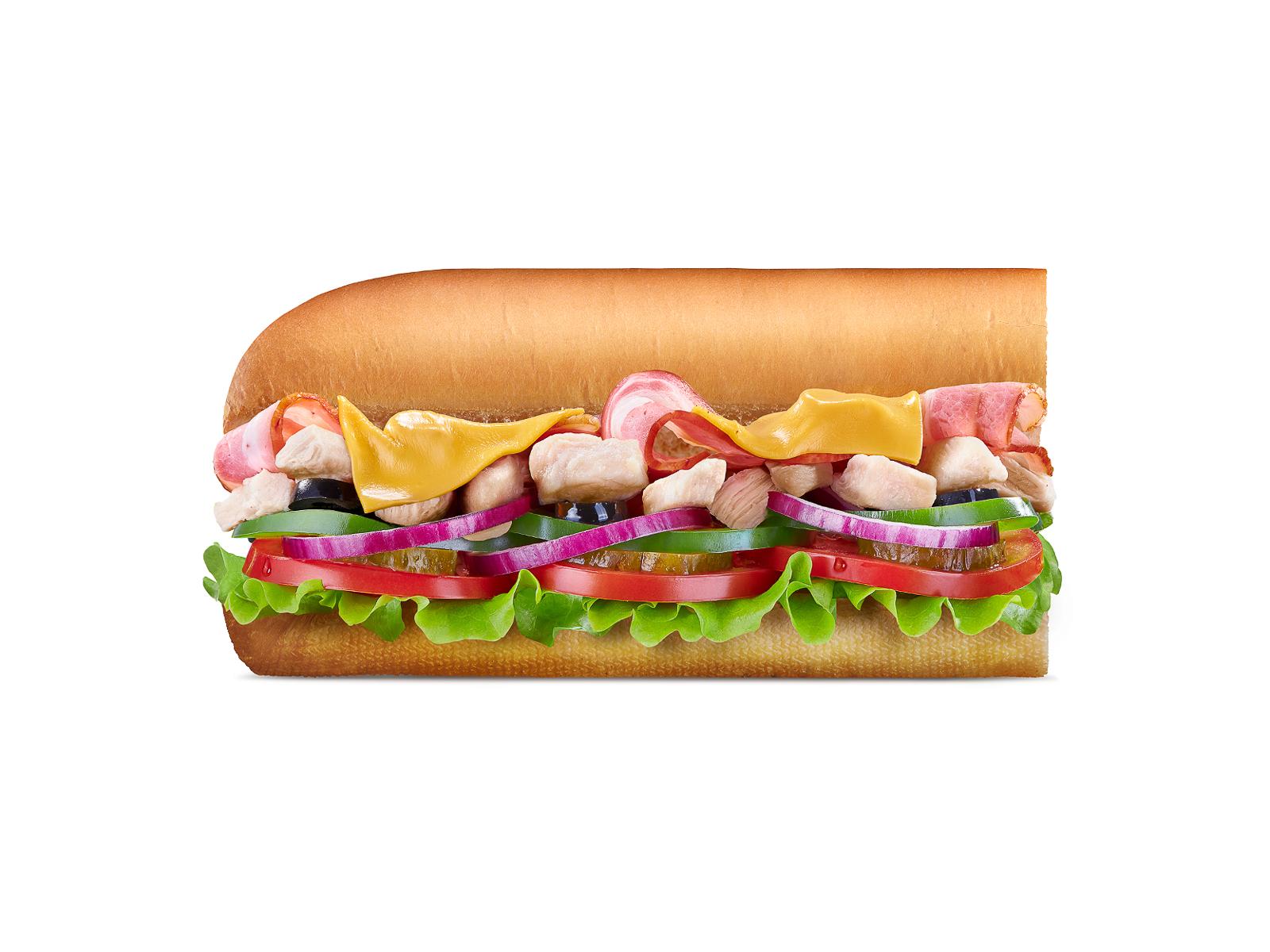 Сэндвич Курица бекон Мелт