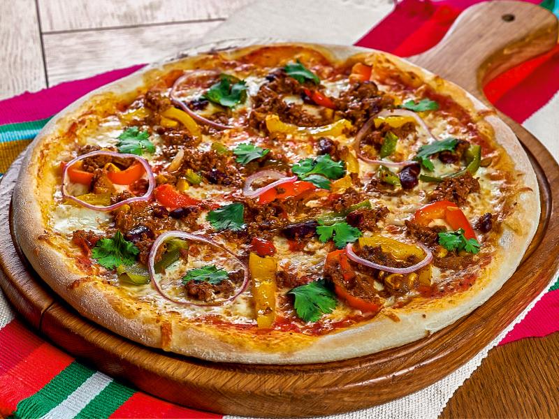 Пицца Панчо Де Каза