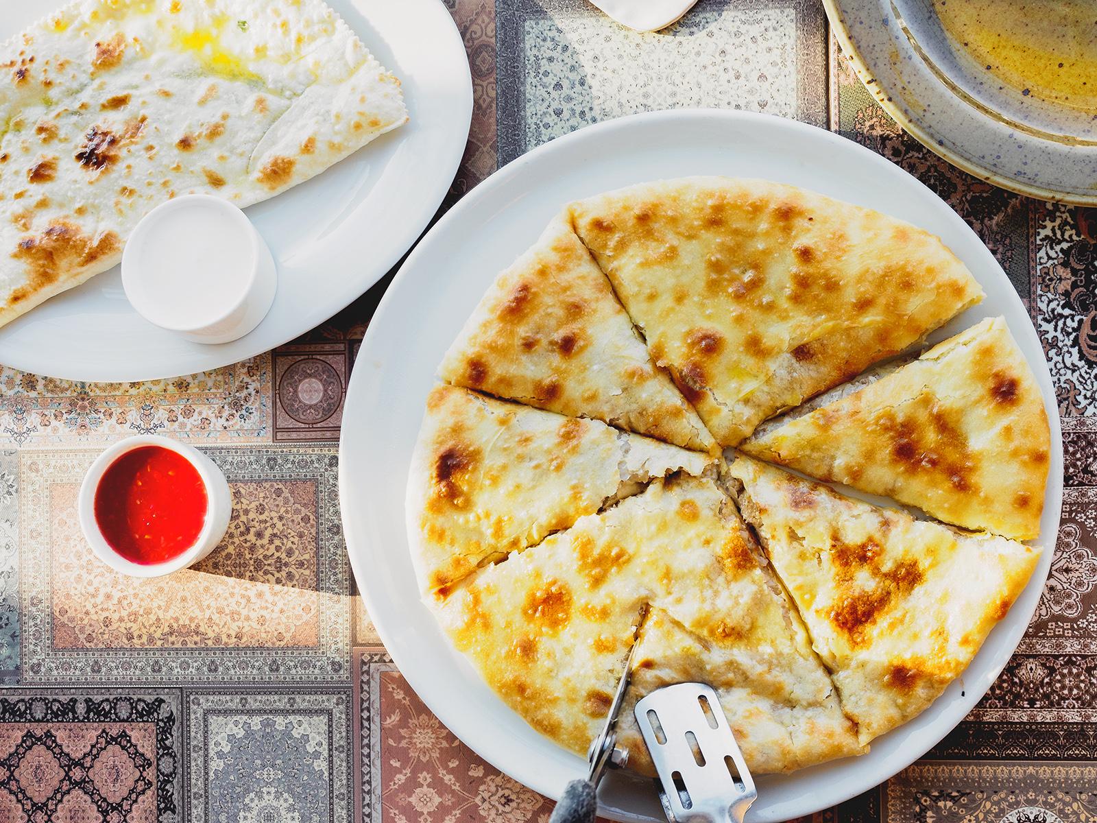 Осетинские пироги от Альды